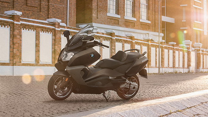 BMW 2018 C650GT Maxi Scooter