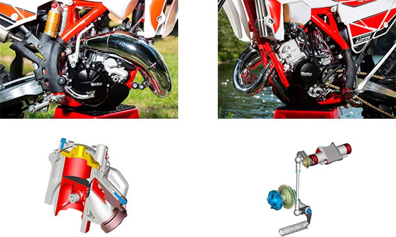 Beta 2018 125 RR 2 stroke Dirt Bike Specs