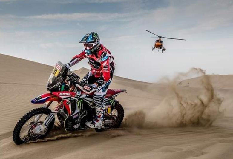 Dakar 2018 Day 3 Race Results