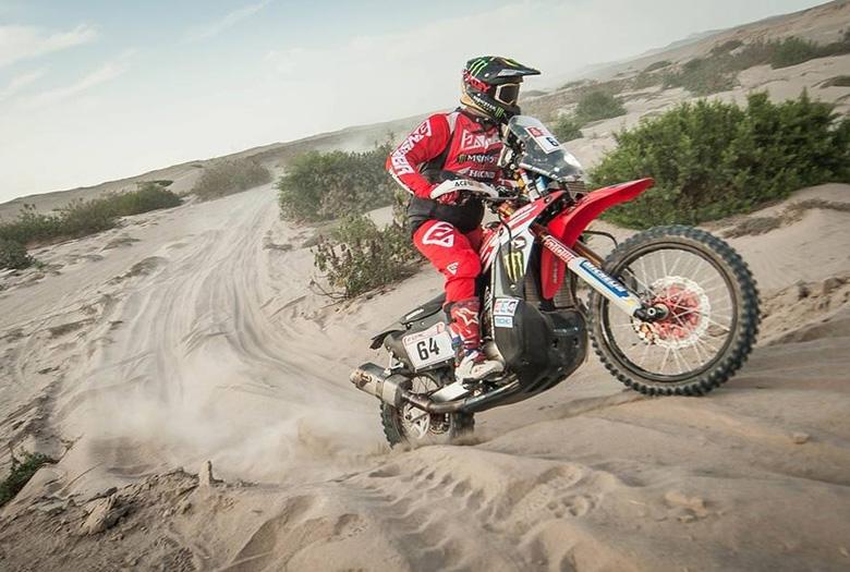 Dakar 2018 Day 5 Race Results