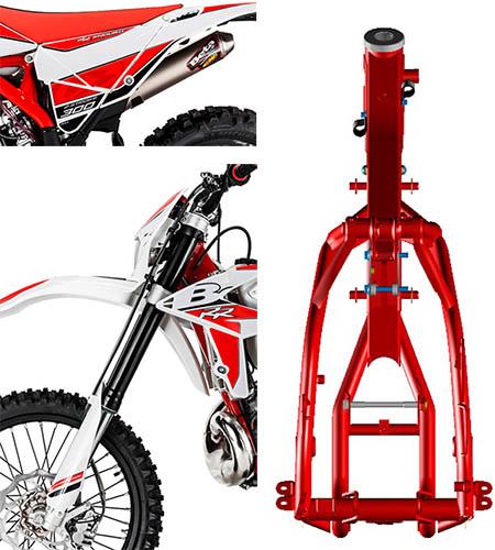 2018 Beta 250 RR 2 stroke Dirt Bike Specs