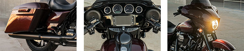 2018 Harley-Davidson Street Glide Special Touring Bike Specs