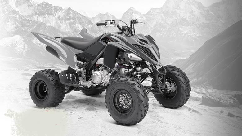 2018 Yamaha Raptor 700 Sports ATV
