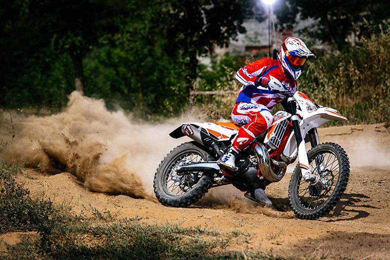 Beta 2018 300 RR 2 stroke Dirt Bike