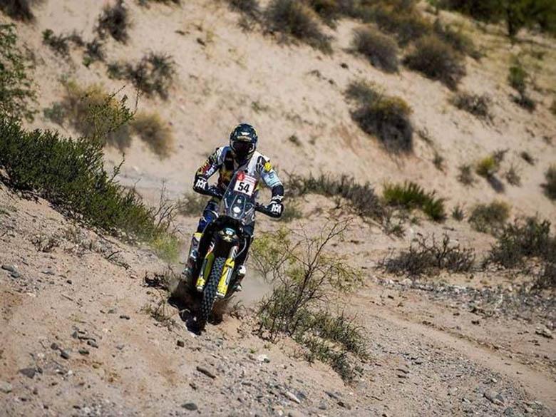 Dakar 2018 Day 11 Race Results