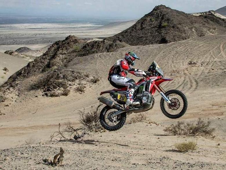 Dakar 2018 Day 12 Race Results