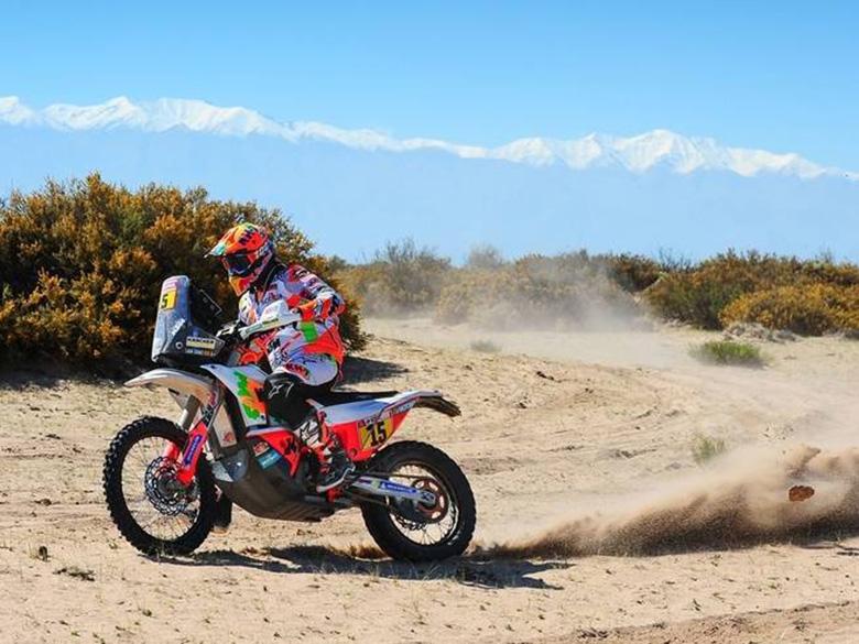 Dakar 2018 Day 13 Race Results