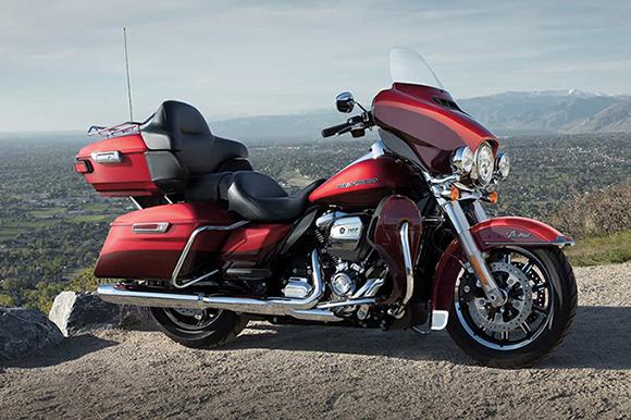 Top  Harley Davidson Bikes