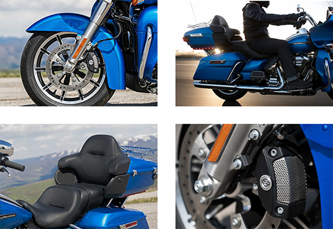 Road Glide Ultra 2018 Harley-Davidson Touring Bike Specs