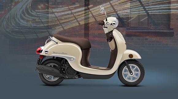 2018 Metropolitan Honda Scooter
