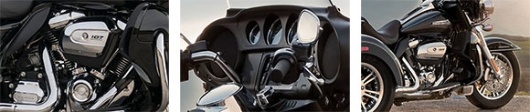 2018 Tri Glide Ultra Harley-Davidson Specs