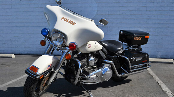 Top Ten Best Police Bikes in the World