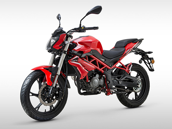 2018 BN 125 Benelli Naked Motorcycle