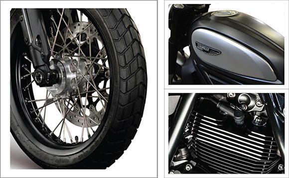 2018 Ducati Street Classic Scrambler Specs