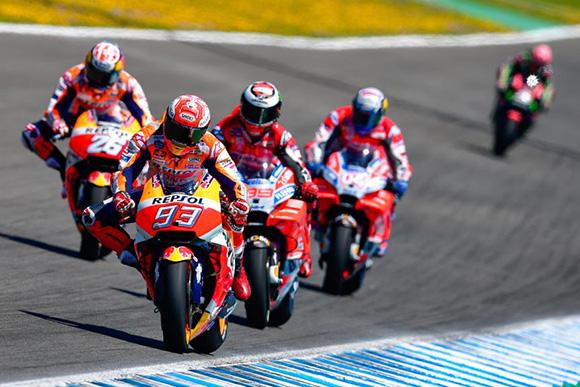 Gran Premio Red Bull De Espana Moto2 Race 2018