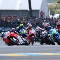 HJC Helmets Grand Prix De France MotoGP Race 2018