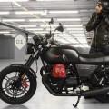 2018 Moto Guzzi V7 III Carbon Classic Motorcycle