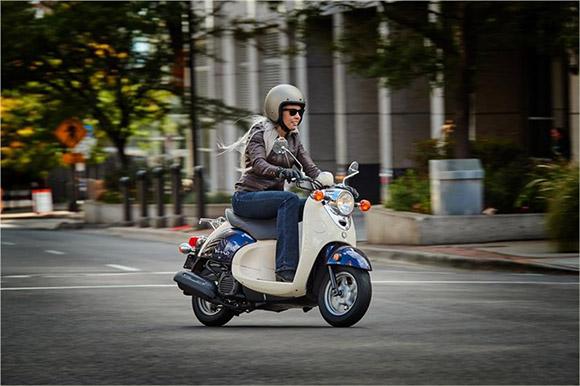2018 Vino Classic Yamaha Scooter