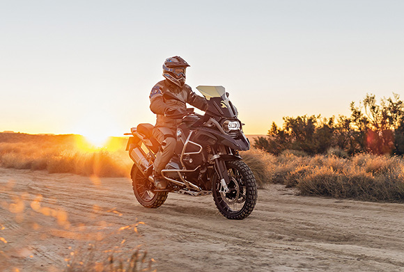 Review of 2018 BMW R 1200 GS Adventure Bike