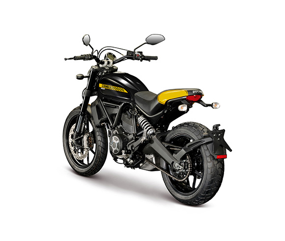 2018 Ducati Full Throttle Scrambler