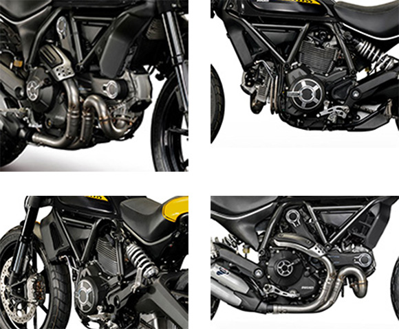 2018 Ducati Full Throttle Scrambler Specs