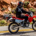 2018 Honda XR650L Adventure Bike