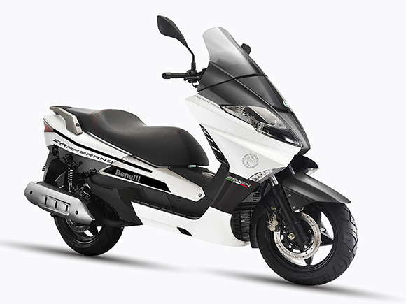 Benelli 2018 Zafferano 250 Scooter