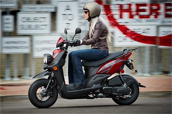 Zuma 50F 2018 Yamaha Scooter