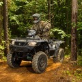 2018 KingQuad 750AXi Camo Suzuki Powerful ATV