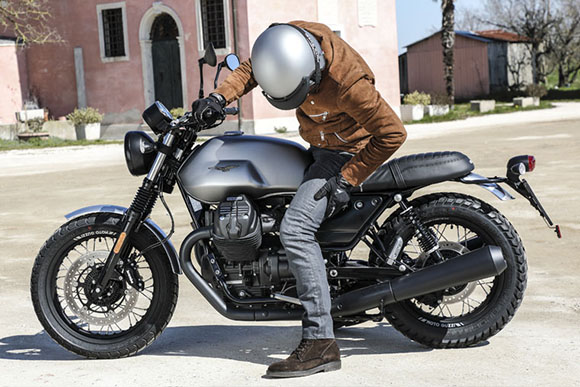 V7 III Rough 2018 Moto Guzzi Classic Bike