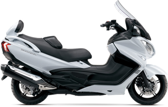 2018 Suzuki Burgman 650 Executive Scooter