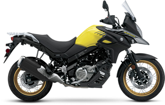 2018 Suzuki V-Strom 650XT Adventure Bike