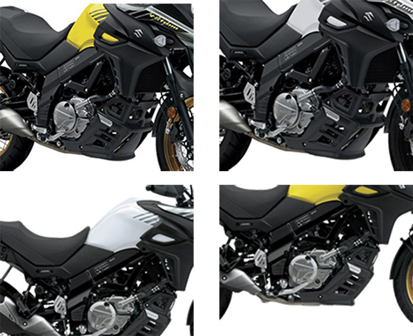 2018 Suzuki V-Strom 650XT Adventure Bike Specs