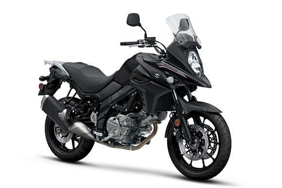 2018 V-Strom 650 Suzuki Adventure Bike