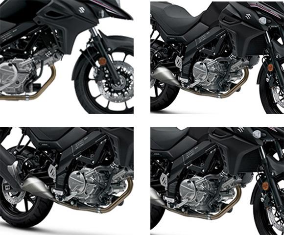 2018 V-Strom 650 Suzuki Adventure Bike Specs