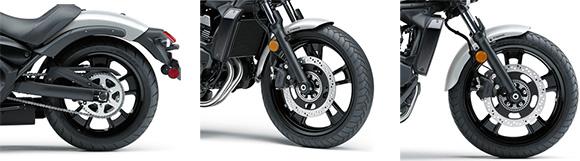 2018 Vulcan S ABS Kawasaki Cruisers Motorcycle Specs