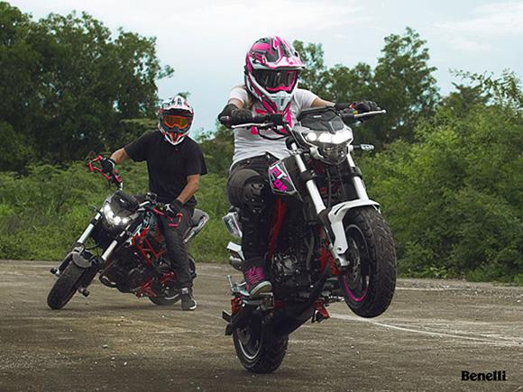 Benelli 2018 TNT 135 Naked Sports Bike