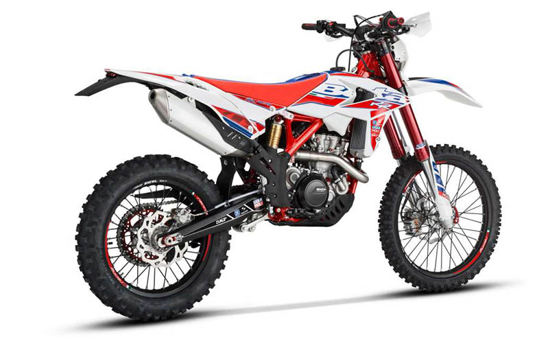 2018 Beta 480 RR-Race Edition Powerful Dirt Bike