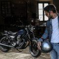 V9 Bobber 2018 Moto Guzzi Custom Motorcycle