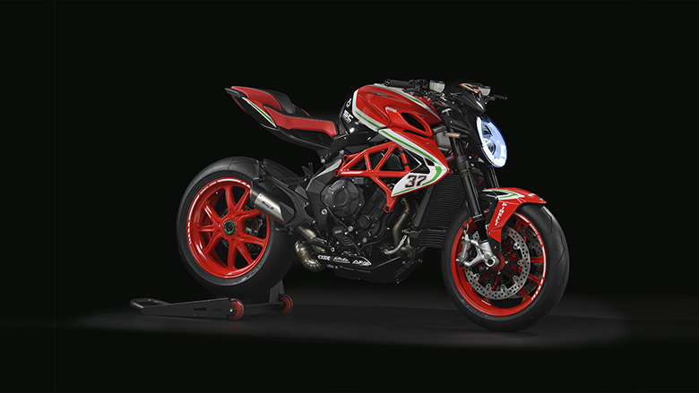2019 MV Augusta Brutale 800 RR America Motorcycle UAEs