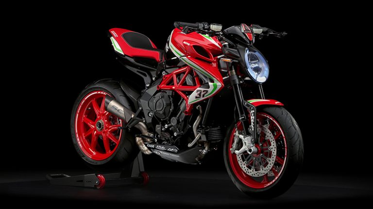 Dragster 800 RC 2018 MV Agusta Naked Bike Review Specs