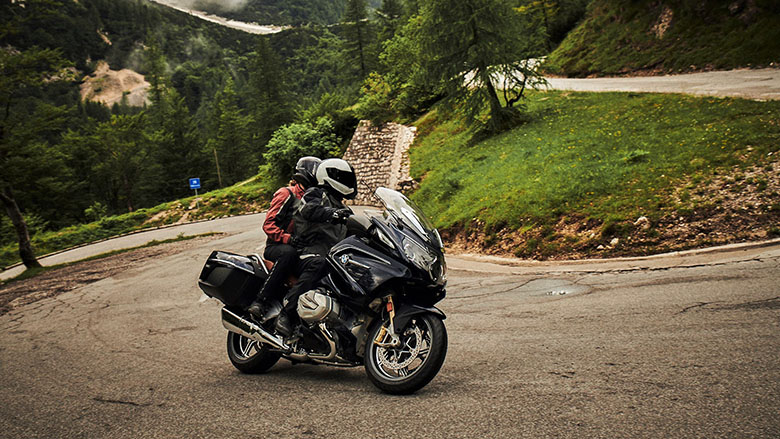 2019 BMW R 1250 RT Powerful Touring Motorcycle