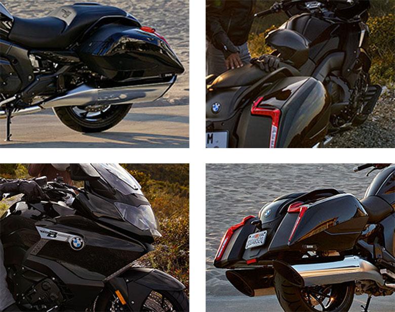 2019 K 1600 B BMW Touring Motorcycle Specs