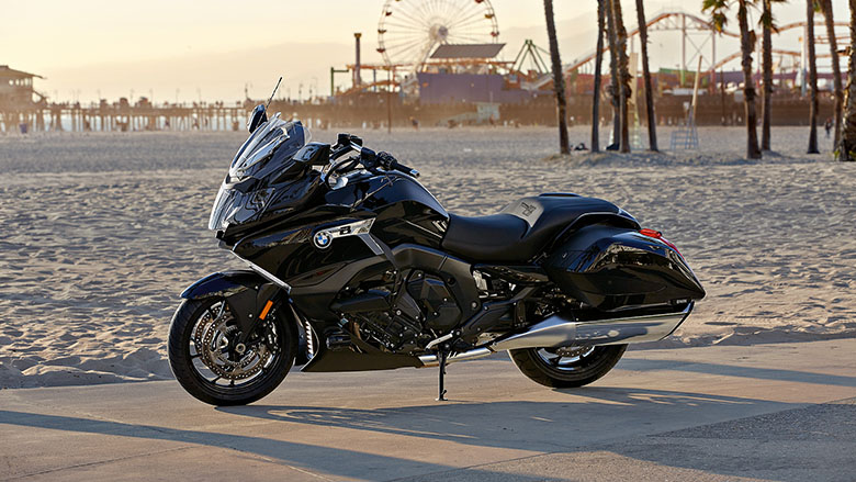 2019 K 1600 B BMW Touring Motorcycle Review Specs