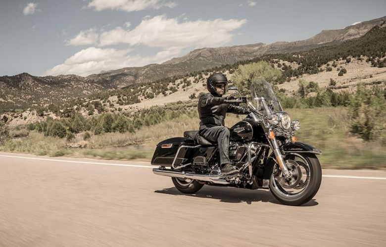 2019 Road King Harley-Davidson Touring Bike