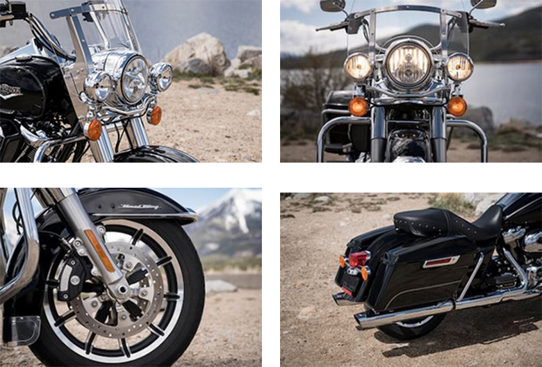 2019 Road King Harley-Davidson Touring Bike Specs