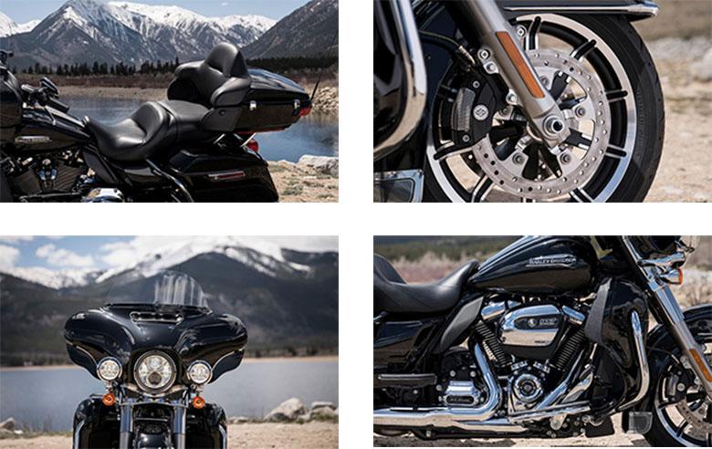 Electra Glide Ultra Classic 2019 Harley-Davidson Touring Bike Specs