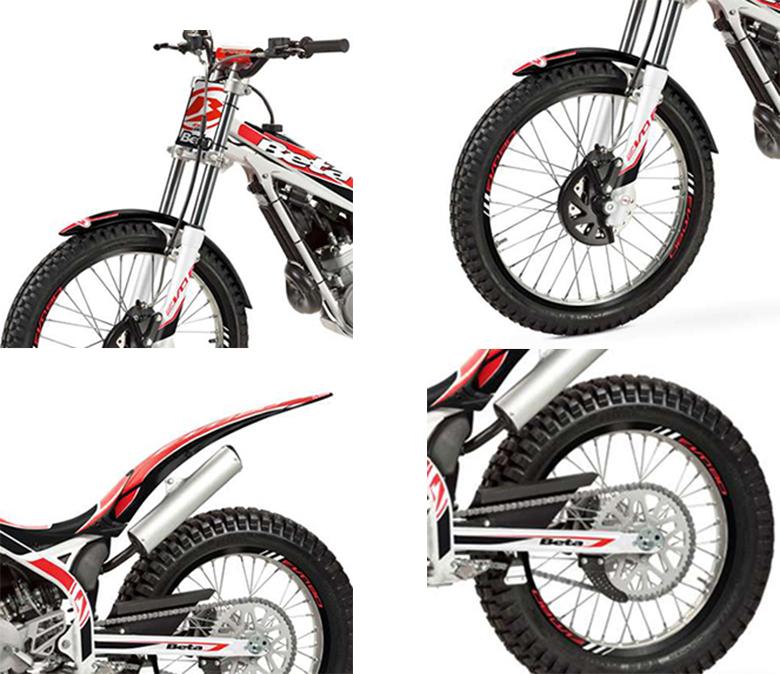 2018 Beta Evo 80 JR Trail Dirt Bike
