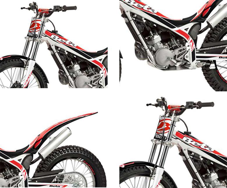 2018 Beta Evo 80 JR Trail Dirt Bike Specs
