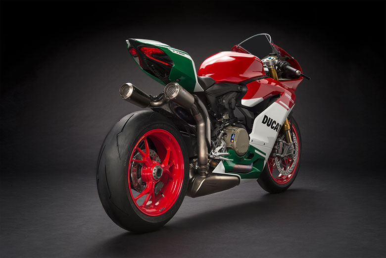2018 Ducati 1299 Panigale R Final Edition Sports Bike